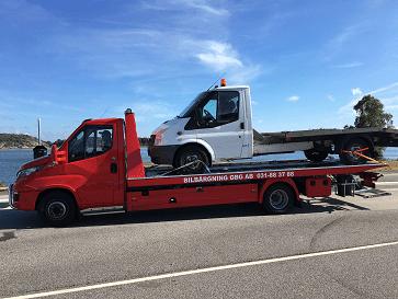 Skrota din bil i Agnesberg